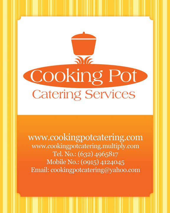 Cooking Pot Catering Services