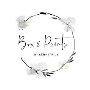 Box & Prints by Kenneth Uy