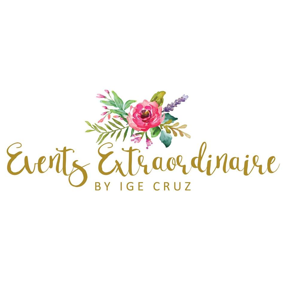 Events Extraordinaire by Ige Cruz