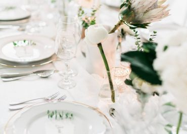 Perfect Pairings :  What menus work for destination weddings?